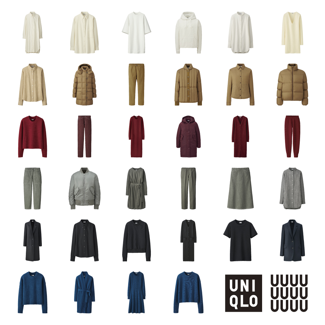 Uniqlo U Fall/Winter 2016
