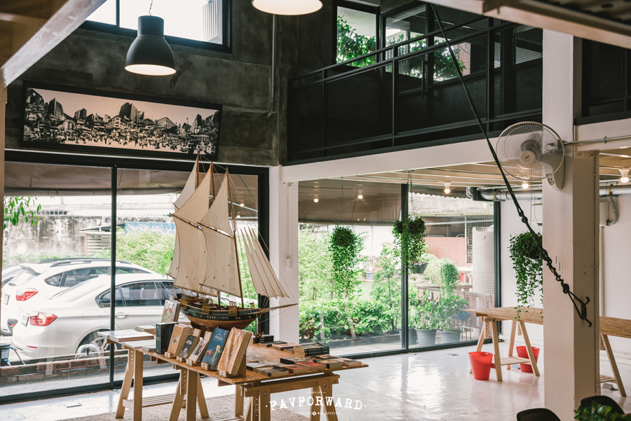 Co-working Space, Good Space Bkk, Creative Space