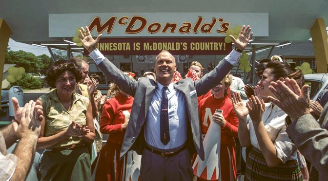 The Founder - McDonald's