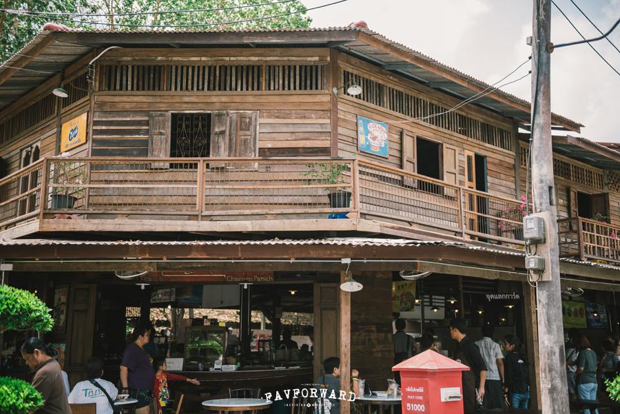 บ้านบางเขน, Baan Bangkhen, บ้านเรือนยุค 90