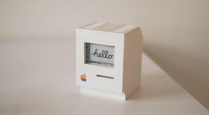Macintosh Classic, LEGO, LEGO macintosh