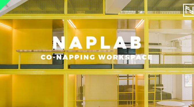 naplab, co-working space, workspace, จุฬา, สยาม