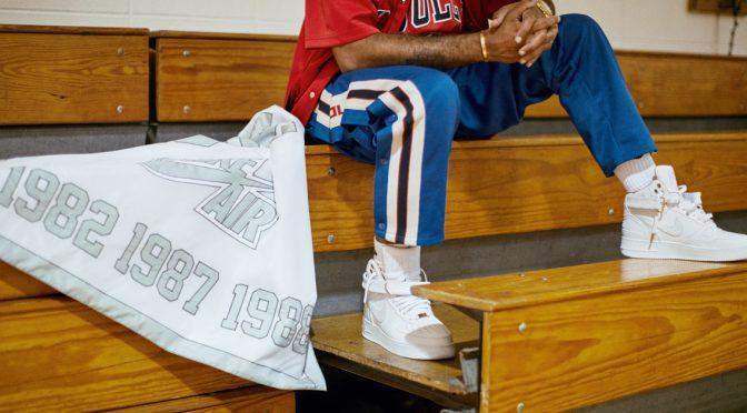 Air Force 1, ไนกี้, nike, sneaker, สนีกเกอร์, รองเท้าไนกี้, AF100
