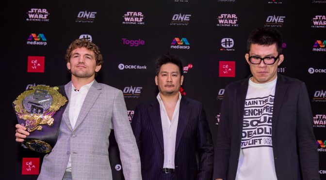ONE Championship, ONE : IMMORTAL PURSUIT