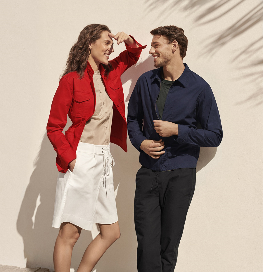 tomas maier and uniqlo