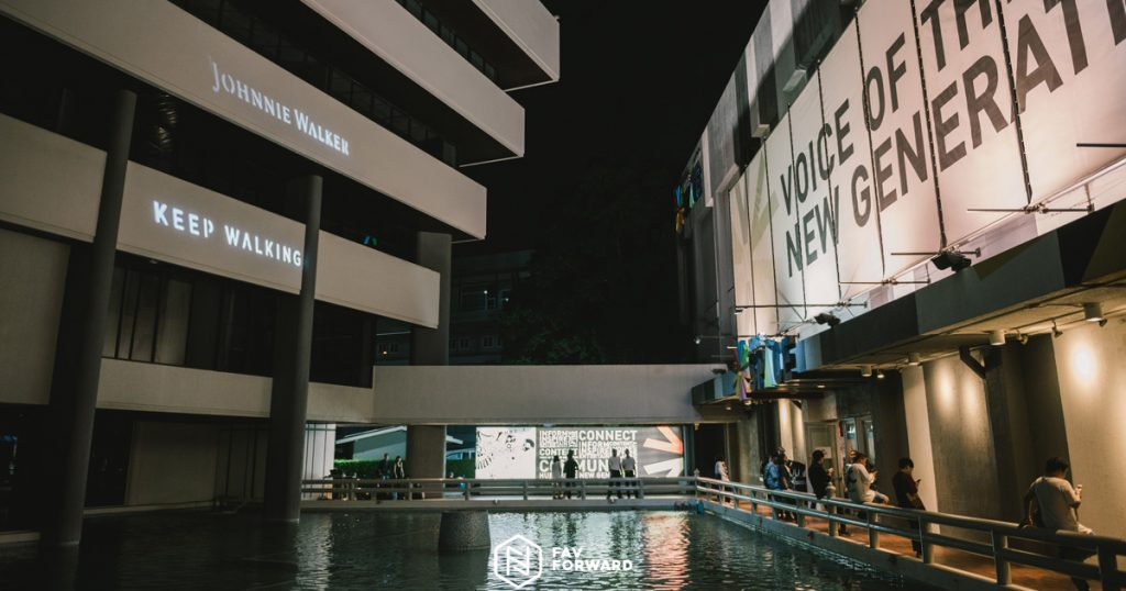 Johnnie Walker Presents Anderson .Paak & The Free Nationals Live in Bangkok