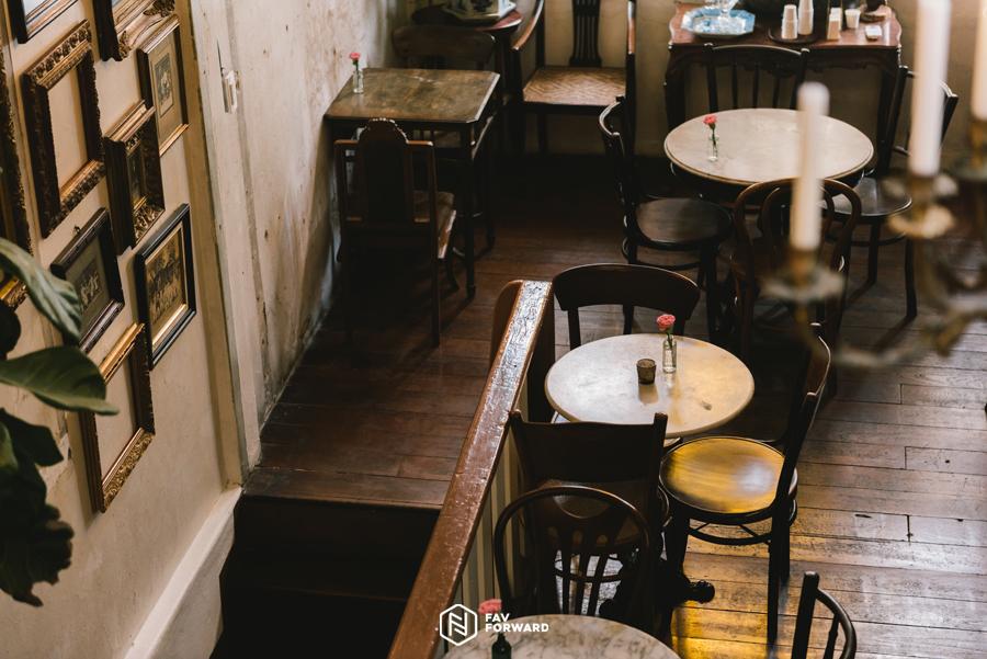 Ha Tien Cafe คาเฟ่เปิดใหม่ ท่าเตียน
