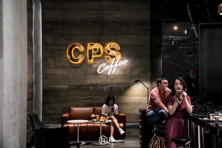 CPS Coffee, CPS CHAPS, คาเฟ่เปิดใหม่, ไอคอนสยาม, iconsiam, เที่ยวคลองสาน, เที่ยว